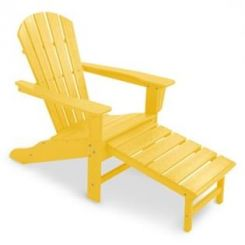 Mimosa Garden Chair (Daffodil Delight)