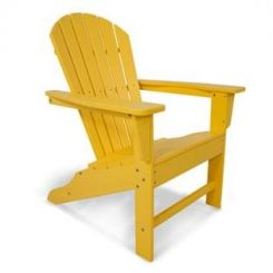 Zinna Garden Chair (Daffodil Delight)