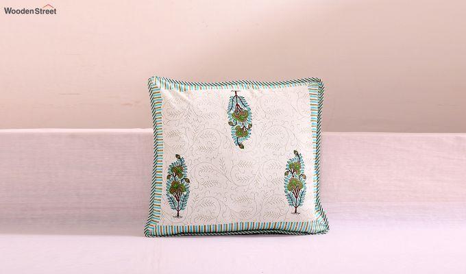 Aqua Buds Cushion Covers (Set of 4)-2