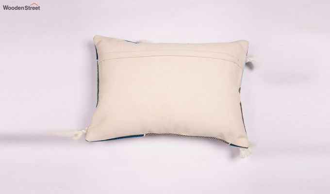 Barrister Embroidered Cushion Cover-2
