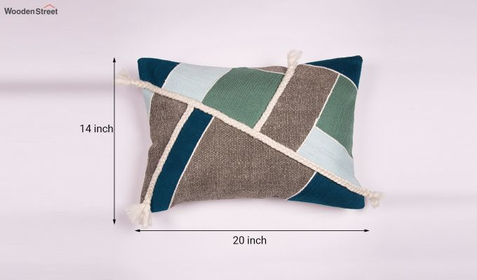 Barrister Embroidered Cushion Cover-3