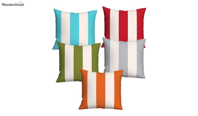 Beach Candy Cushions (Set of 5)-2