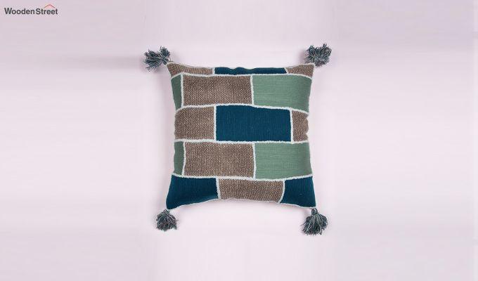 Brickola Embroidered Cushion Cover-2