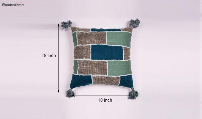 Brickola Embroidered Cushion Cover-4