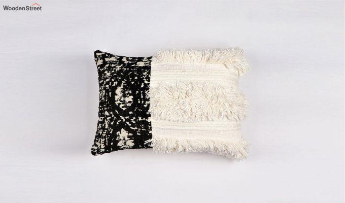 Cloudy Night Jacquard Cushion Cover-1