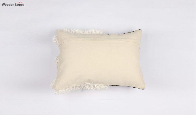 Cloudy Night Jacquard Cushion Cover-2