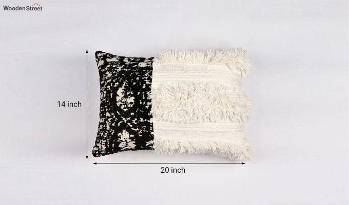 Cloudy Night Jacquard Cushion Cover-3
