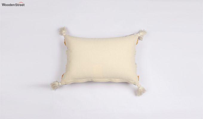 Greek Tiles Jacquard Cushion Cover-3