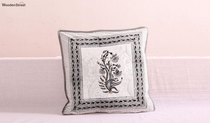 Grey Gloom Cushion Covers (Set of 4)-2