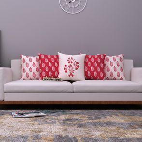 Summer Bloom Cushions (Set Of 5)