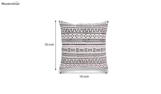 Tribal Print Mud Printing Cushion Cover-4