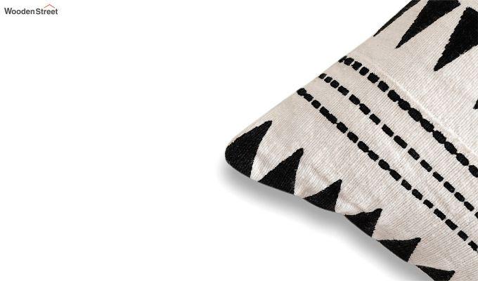 Tribal Spikes Mud Printing Cushion Cover-4