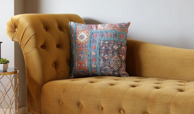 Turkish Royal Digital Print Cushion Cover-1