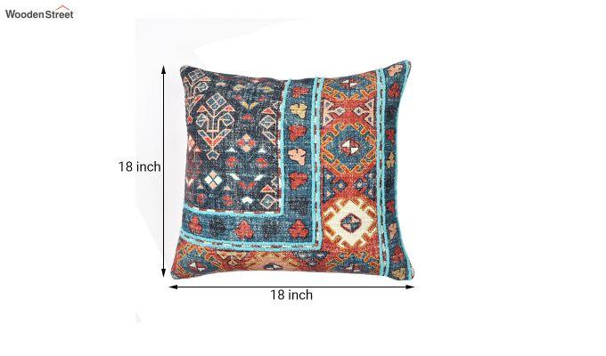 Turkish Royal Digital Print Cushion Cover-4