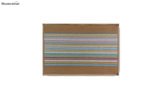 "Brown Anti Slip Nylon Floor Mat (23"" x 15"")-7"