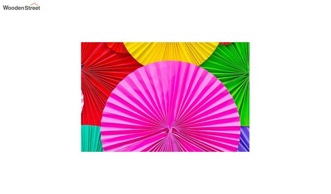 "Multicolour Nylon 3D Printed Door Mat (23"" x 15"")-3"