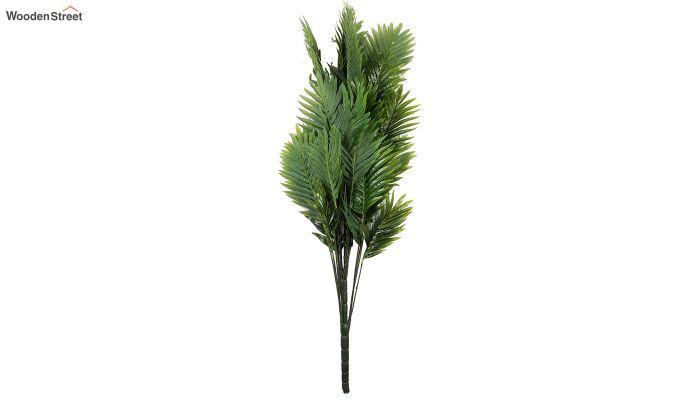 Green Polyester Areca Artificial Plant-2