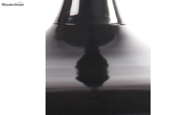 Black Goblet Hanging Light by Grated Ginger-4