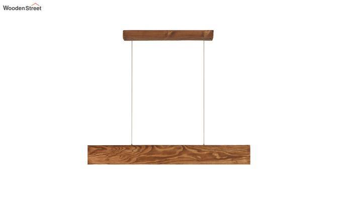 Clara Brown Wooden LED Hanging Lamp-7