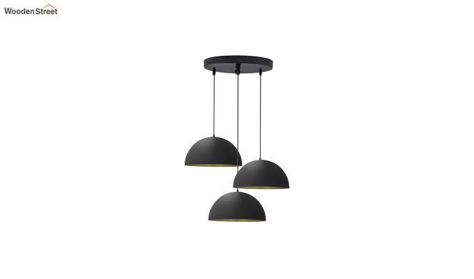 Cluster Black Hanging Light-3