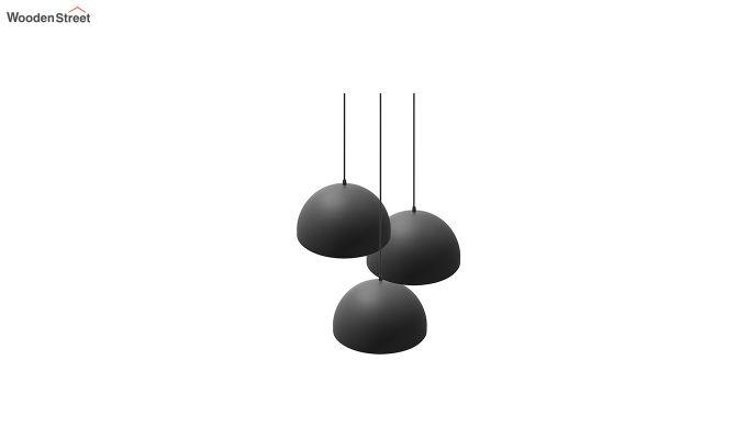 Cluster Black Hanging Light-4