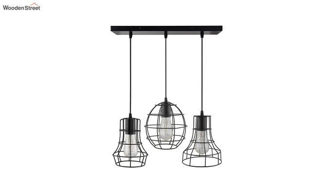 Cluster Cages Pendant Hanging Light-3