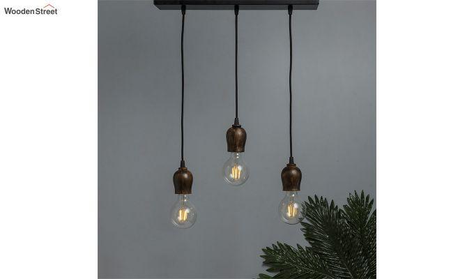 Cluster Filament Hanging Light-1