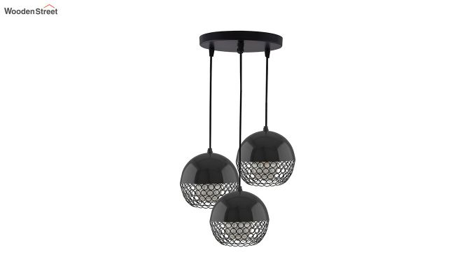 Cluster Globe Pendant Hanging Light-3