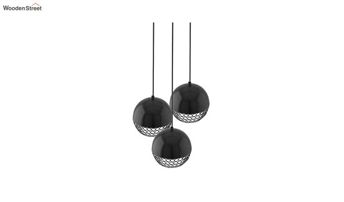 Cluster Globe Pendant Hanging Light-4