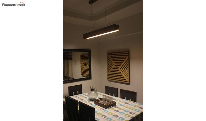 Synergy Wooden LED Hanging Lamp-4