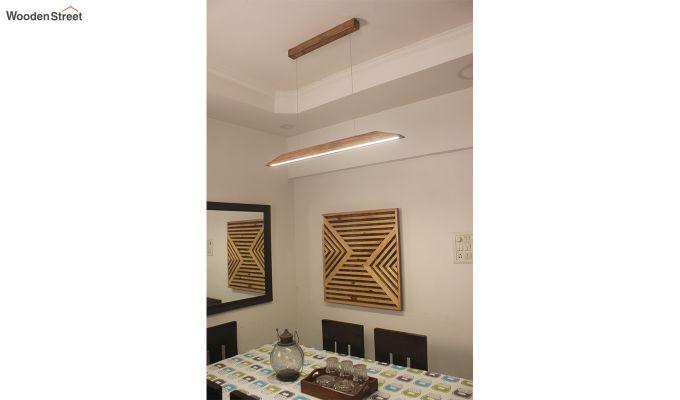 Venus Wooden LED Hanging Lamp-1
