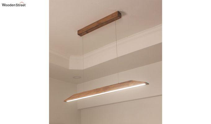 Venus Wooden LED Hanging Lamp-2