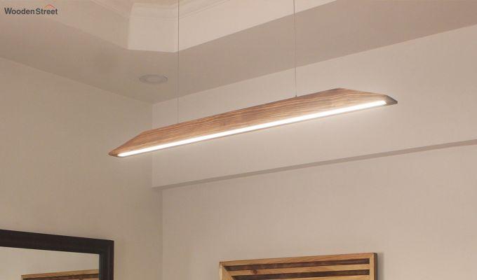 Venus Wooden LED Hanging Lamp-3