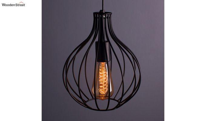 Vintage Edison Crown Filament Hanging Light-1