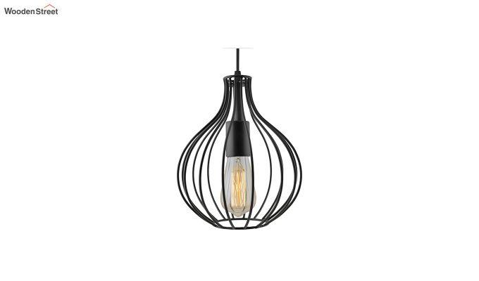 Vintage Edison Crown Filament Hanging Light-2