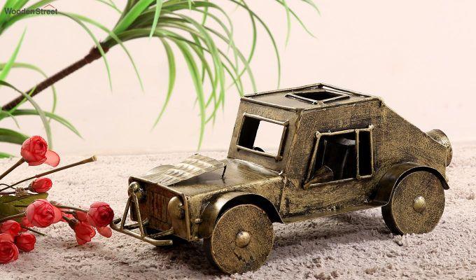 Trunket Vintage Car-1