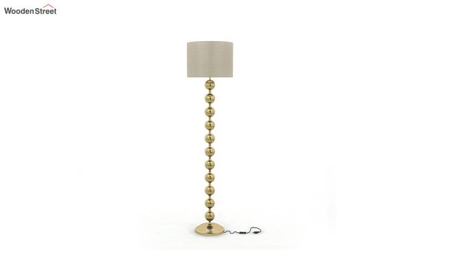 Beads Metal Floor Lamp-2