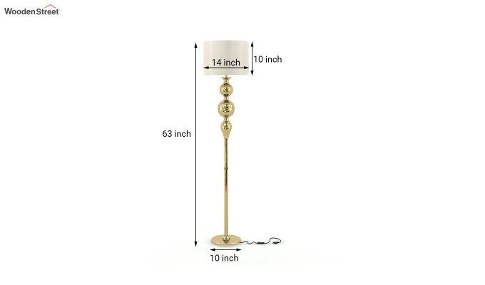 Dipper Metal Floor Lamp-3