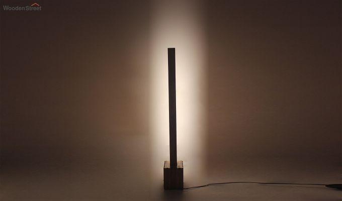 Excalibur LED Wooden Floor Lamp-3