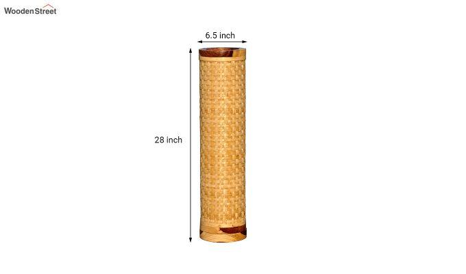 Modern Bamboo Floor Lamp-5