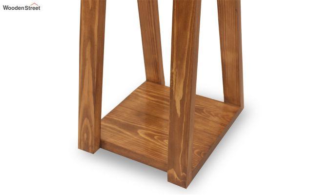 Monica Brown Wooden Floor Lamp-6