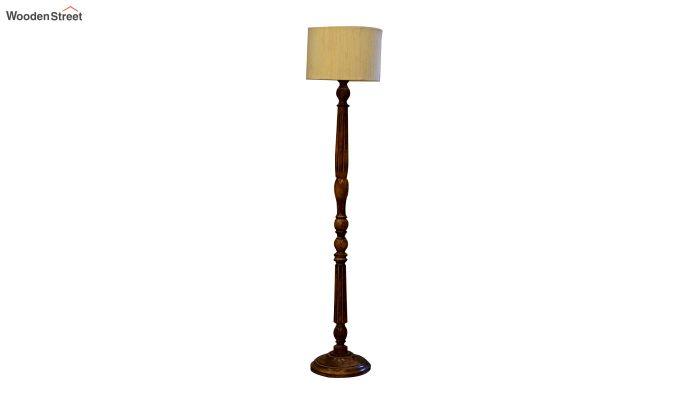 Polecat Cream Floor Lamp-3