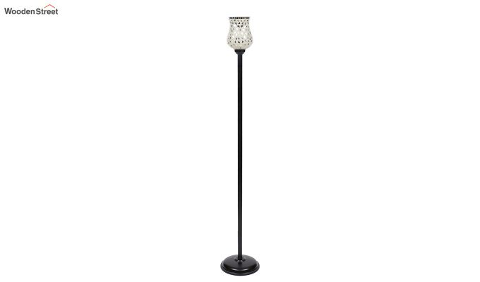 Rodney Geo Glass Floor Lamp-5