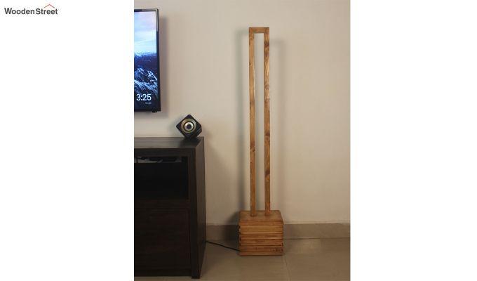 Stargate Smart LED Wooden Floor Lamp-2
