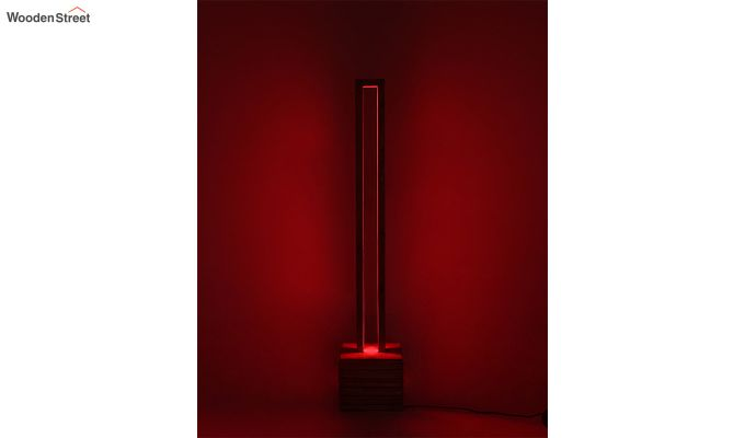 Stargate Smart LED Wooden Floor Lamp-6