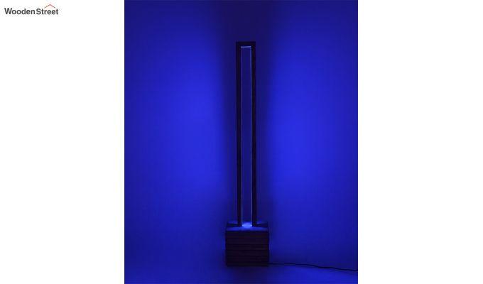 Stargate Smart LED Wooden Floor Lamp-8