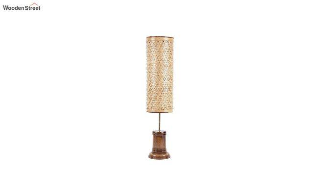 Tattva Bamboo Floor Lamp-2