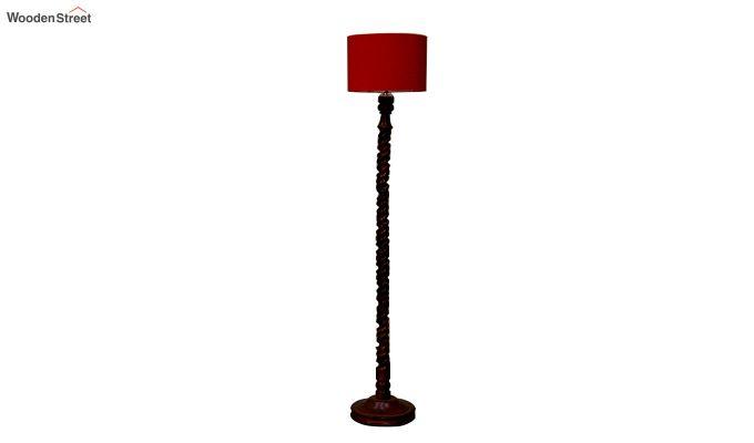 Tendril Red Floor Lamp-3