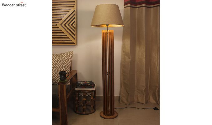 Ventus Wooden Floor Lamp-1