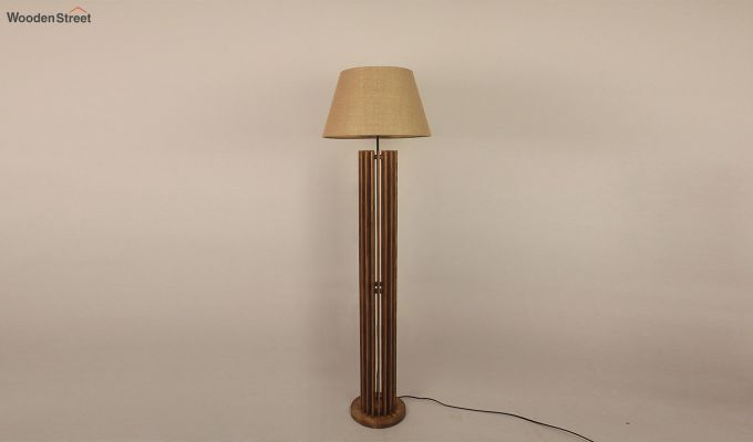 Ventus Wooden Floor Lamp-5